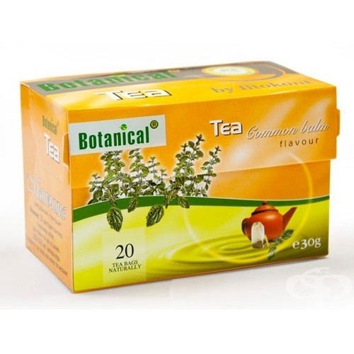 Botanical Lemon Balm Tea