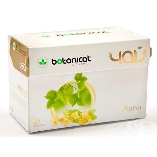 Botanical Linden Blossom Tea