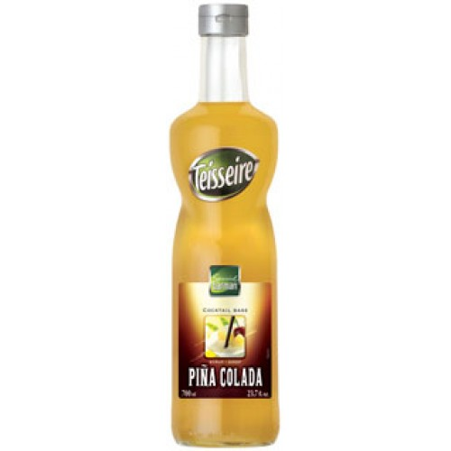 Teisseire Pina Colada Cocktail Syrup