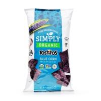 TOSTITOS Organic Blue Corn 9oz (255.1g)