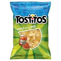 TOSTITOS Hint of Lime 10oz (283.5g)