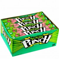American Licorice Sour Punch Straws Watermelon 2oz