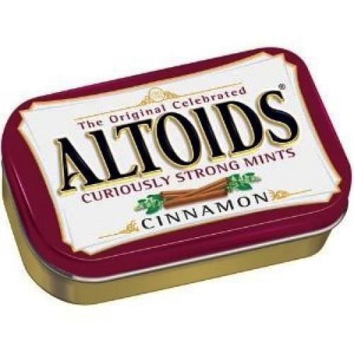 Wrigley Altoids Mints Cinnamon