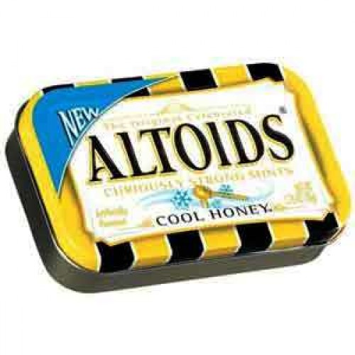 Wrigley Altoids Mints Cool Honey