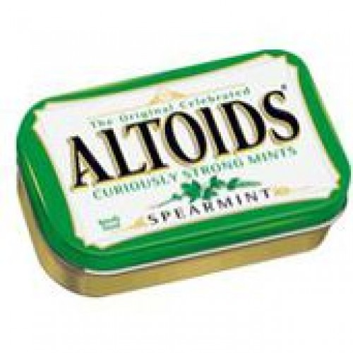 Wrigley Altoids Mints Spearmint