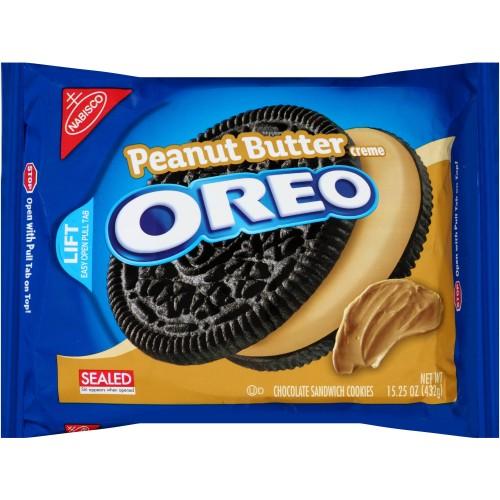 Oreo peanut Butter 432g