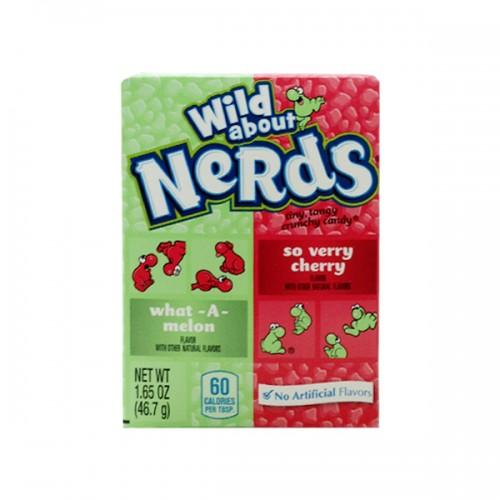 Nerds Wild Watermelon & Cherry